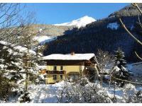 Winterbeginn in Achenbrunn