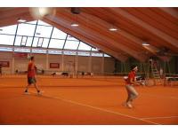 Tennishalle -Hotel Paradies