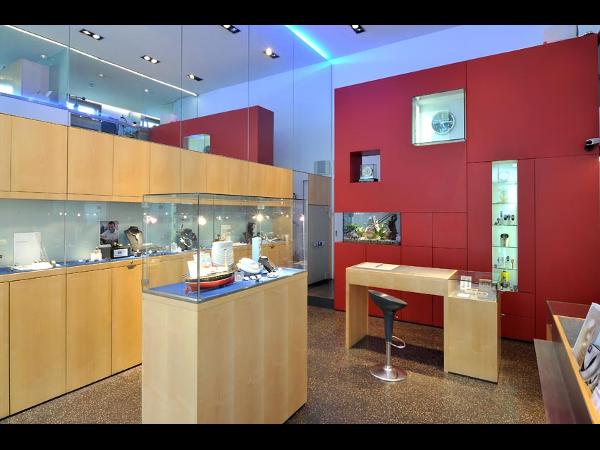 Innenbereich Praeg Atelier