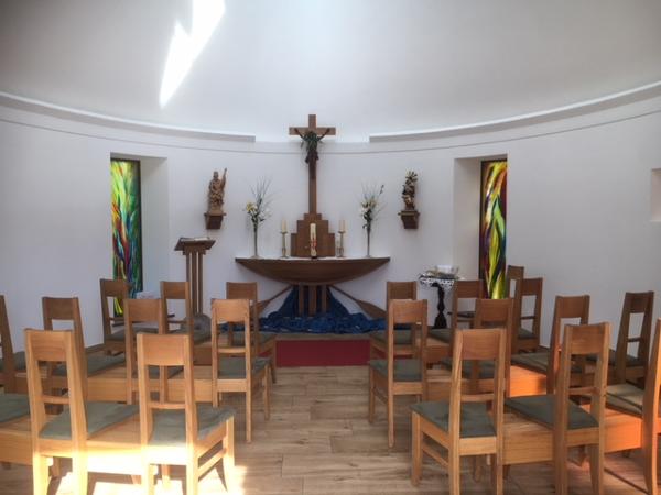 Floriani Kapelle innen