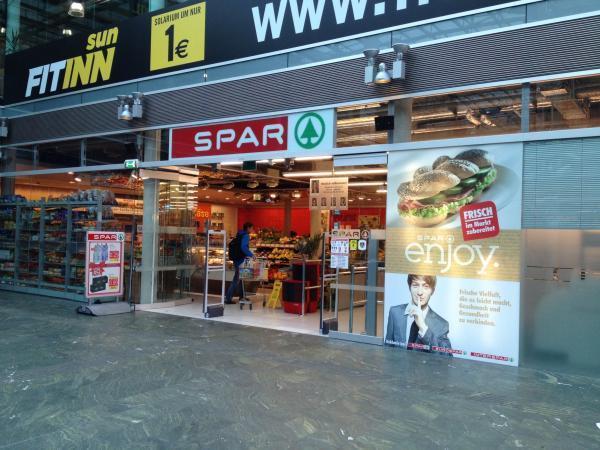 SPAR-Supermarkt