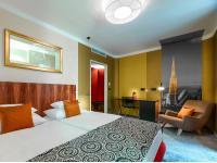 Superior Doppelzimmer Hotel Capricorno Wien