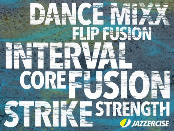 Jazzercise Formate
