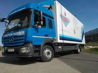 A-Z Transporte co Int.Spedition u TransportgesmbH Mag Harald Hueber