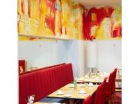 Frühstücksraum Hotel Boltzmann