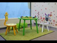 Kinderwartebereich