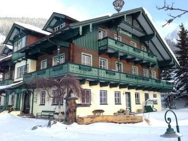 Vorschau - Appartment Pension Brandhof