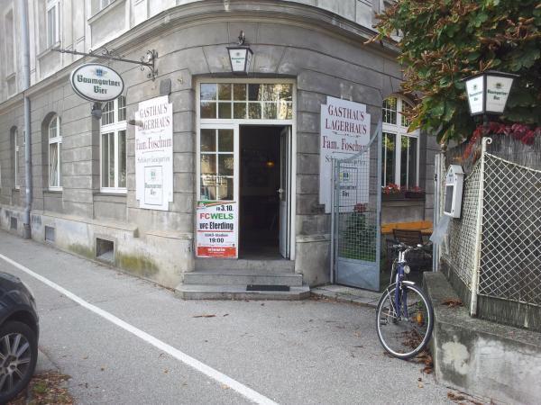 Gasthaus Lagerhaus Wirt In Wels Herold