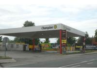 Champion Tankstelle