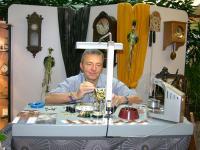 Rangl Peter Uhrmachermeister - Restaurator