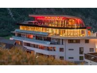 Hotel Josl in Obergurgl Außenansicht
