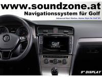 ALPINE X901D-G7  FÜR VW GOLF VII - BEI UNS LAGERND