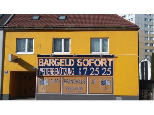 Autobelehnung Häfner Gmbh - Auto-Pfandhaus St.Pölten