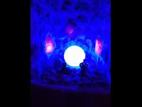 Lichtspiele im Salzpalast