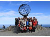 Gruppe Nordkap 2012