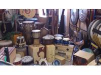 Trommeln und Perkussion