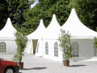 Toms Zelteverleih für Events in Wien, Niederösterreich und mehr