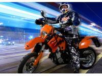 Motorrad KTM 400 EXC