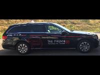 Neues Logo Taxi Premm GmbH