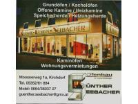 Seebacher Günther - Ofenbau, Keramikdesign u Vermietungen