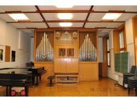 Lärmschutz in Musik-Proberaum