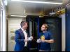 IT-Infrastruktur Lösungen für DataCenter, Betriebe, Industrie und im Container 20f / 40f
