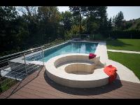 Stoneline Schwimmbecken