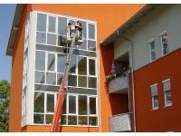 Fassaden- & Glasflächenreinigung