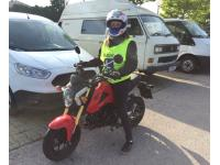 _Motorräder von ganz klein ...