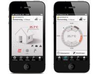 Steuerung mit Web-Interface bzw. Smartphone-App