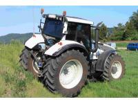 Scheibenfolie für Traktoren