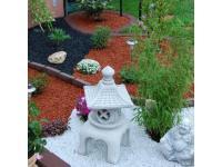 Gartengestaltung nach Feng Shui