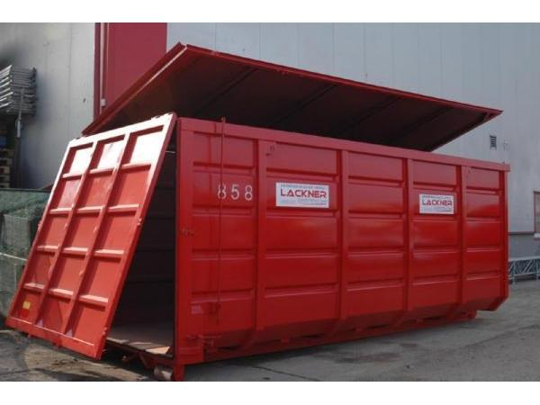 Deckelcontainer