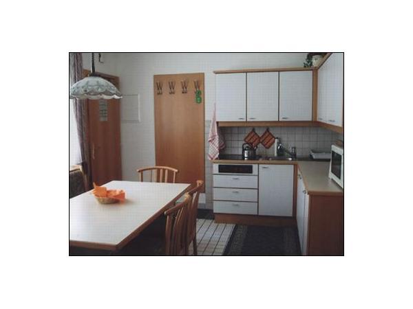Vorschau - Fleger Appartements 60m² Küche + Sitzecke