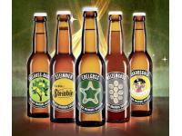 Bier vom Brauhaus Gusswerk
