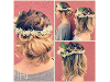 Thumbnail Hochzeits- Brautjungfer- Frisuren