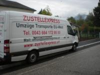 Zustellexpress .at - Salzburg Umzüge Möbeltransporte