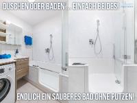 Duschen oder Baden? Einfach beides!