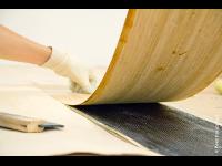Holz und Carbon
