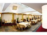 Restaurantbereich Wintergarten
