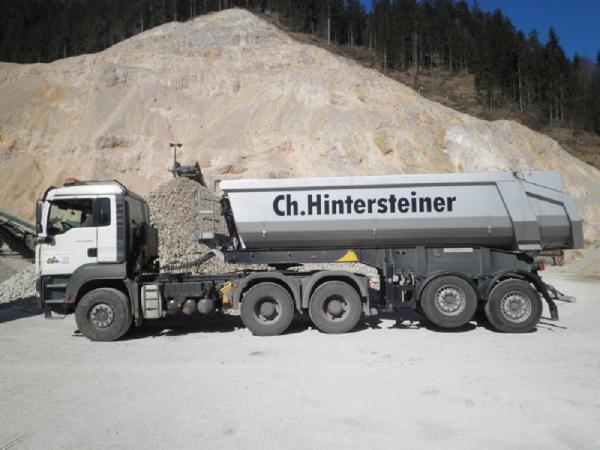 Vorschau - Foto 2 von Hintersteiner Christian - Sand, Schotter, Splitt