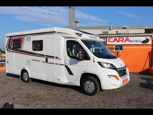 WEINSBERG, CLEVERvans, Globecar