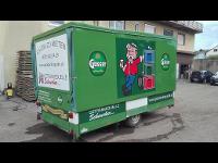 Mobile Bar für Ihr Fest