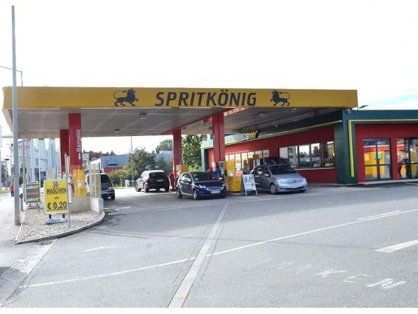 Vorschau - Foto 1 von Spritkönig Tankstelle