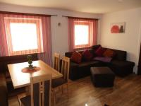 Wohnküche im Appartement PENKEN