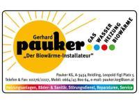 Pauker Gerhard e.U - Ihr Biowärmeinstallateur