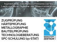 Werkstoffzentrum-Süd, Dipl.-Ing. Reinhold Grundner, Ingenieurbüro für Werkstoffwissenschaft