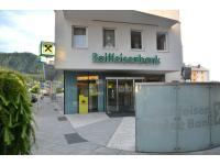 Raiffeisenbank Mürztal eGen, Bankstelle Kindberg