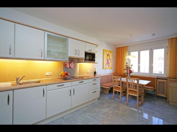 Vorschau - Fleger Appartements 50m² - Küche