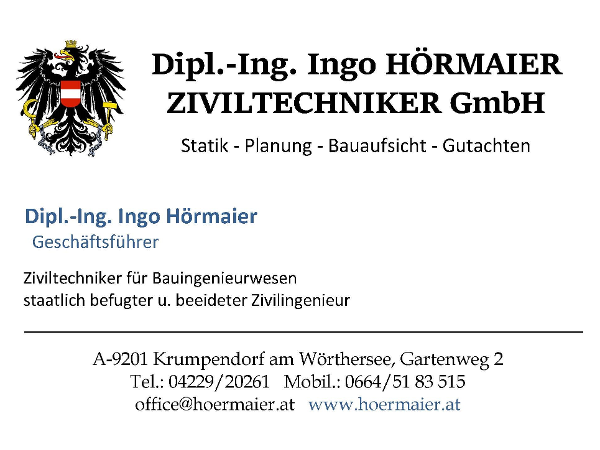 Vorschau - Hörmaier Zivilingenieur